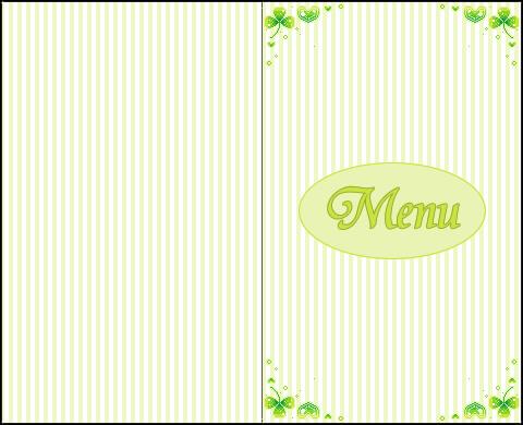 Beliebt menus a imprimer SH37